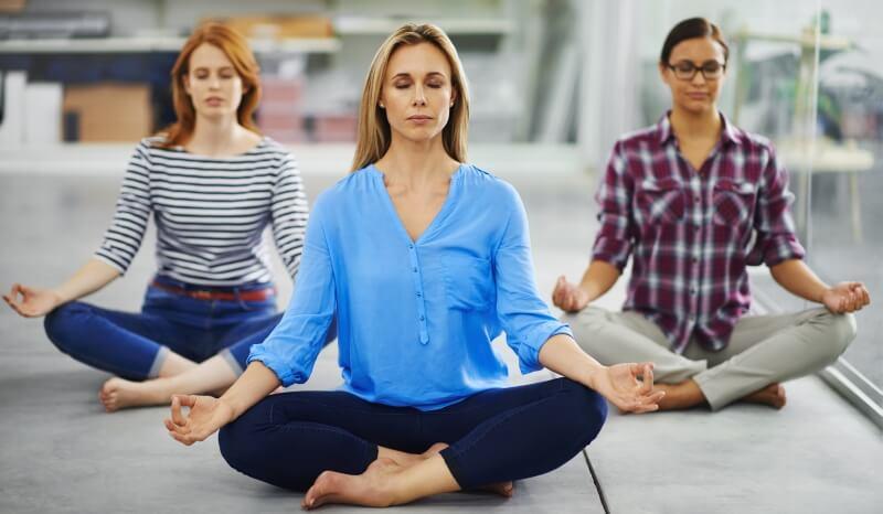 Yoga Kurs in Ditzingen und Schwieberdingen